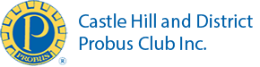 Castle Hill and District Probus Club Inc. Logo
